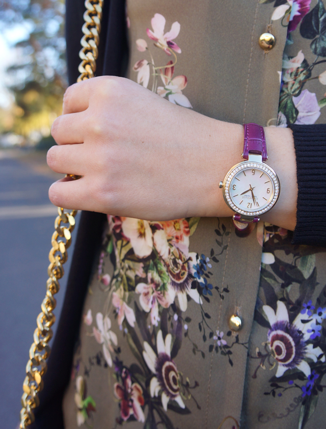 Outfit Purple Favorites 06