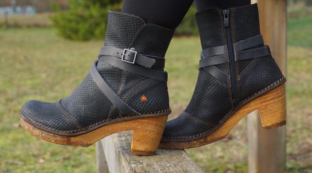Art Schuhe Outfit Mamba Black Amsterdam 07