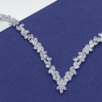 Diapason-Halskette von Swarovski 01