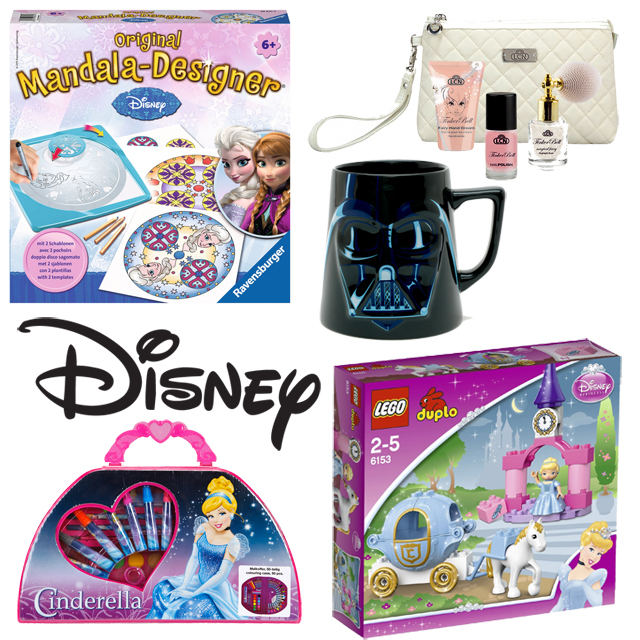 Disney-Paket