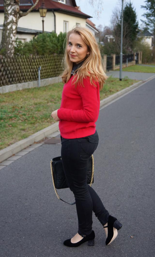 Outfit Boden Glitzer-Spangenpumps 02
