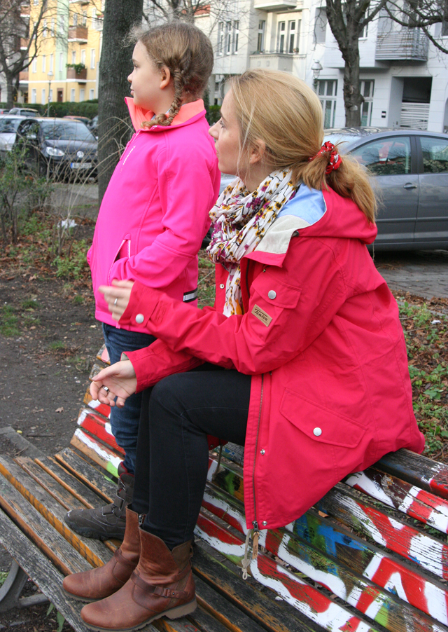 Outfit Rote Tenson Maud Jacket 07
