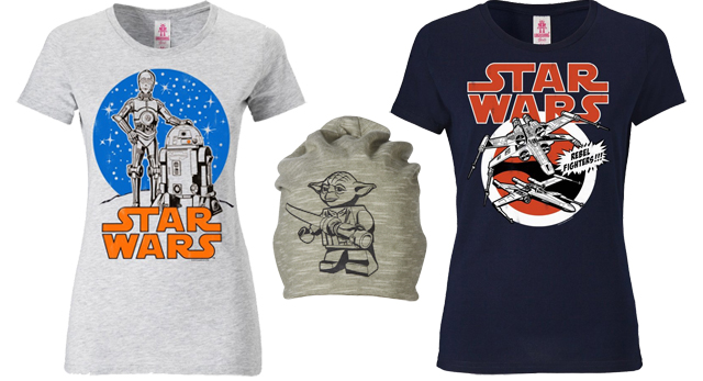 Star Wars Fashion Items