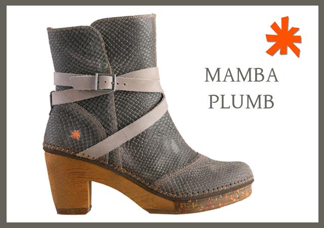 Mamba Plump Schuhe Art Company