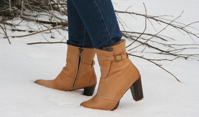 Neosens Olio Cinnamon Gloria Schuh Shoe Outfit 01