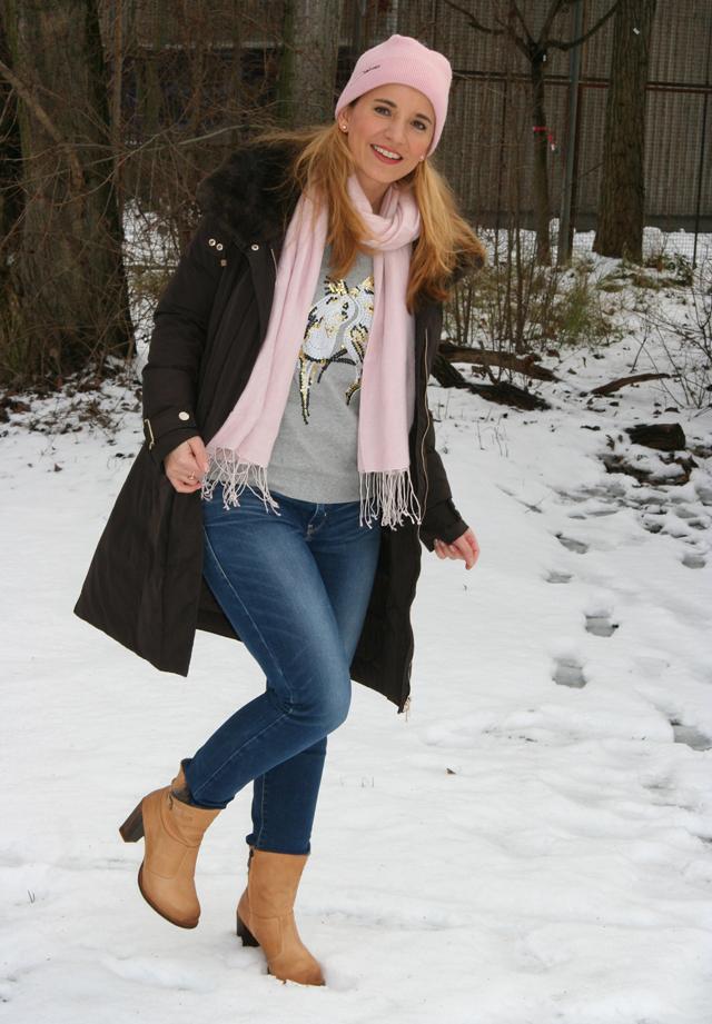 Neosens Olio Cinnamon Gloria Schuh Shoe Outfit 02