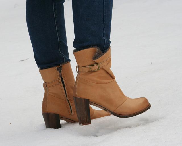 Neosens Olio Cinnamon Gloria Schuh Shoe Outfit 04