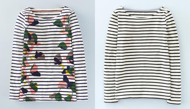 Bretonshirt Streifenshirt 1