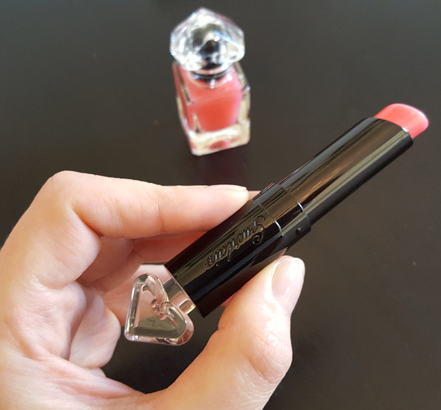 GUERLAIN La Petite Robe Noire Make-up 001 My First Lipstick & Nail Polish 04