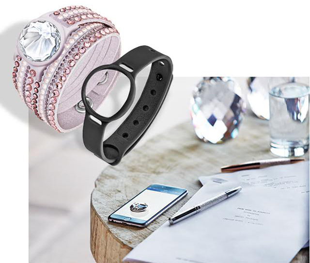 Swarovski Activity Tracking Jewelry Kollektion 02