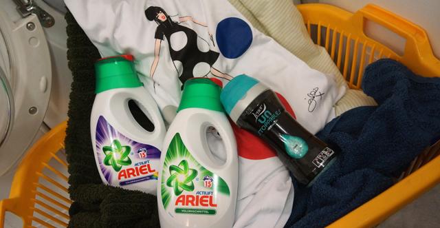 Ariel Fashion Secrets Wie deine Lieblingskleidung länger wie neu aussieht 01