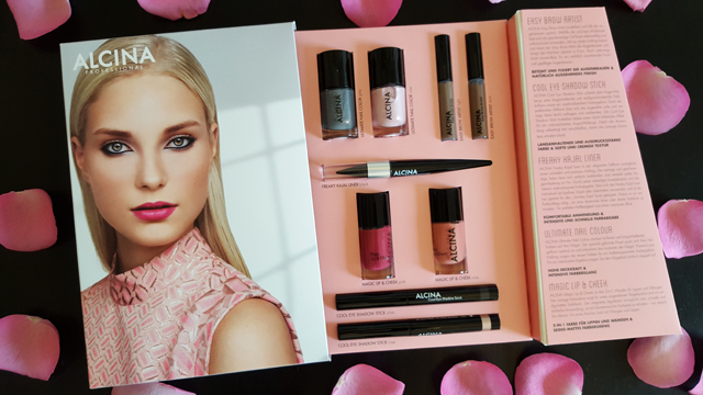 Be Pure, Be Chic, Be You Make up Set ALCINA 01