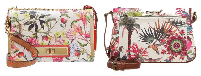 Flower Power Handtaschen mit Blumen 01