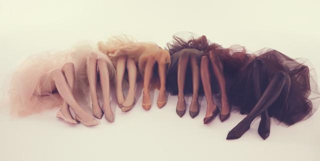 Christian Louboutin Ballettschuhe