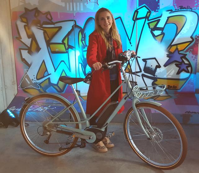 DIAMANT JUNA E Bike mit Guido Maria Kretschmer 02