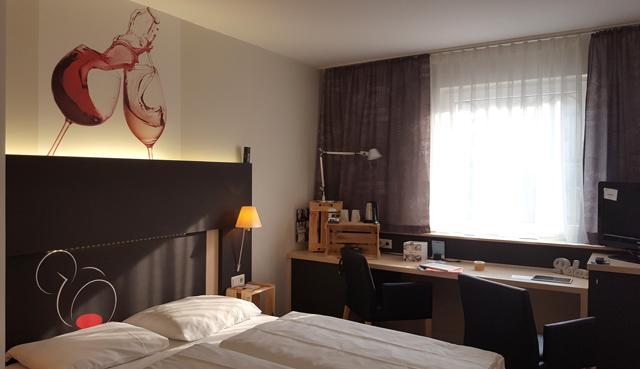 Accor Hotels MyRoom-Konzept Zimmer Weinzeit Mercure Hotel Berlin City 01