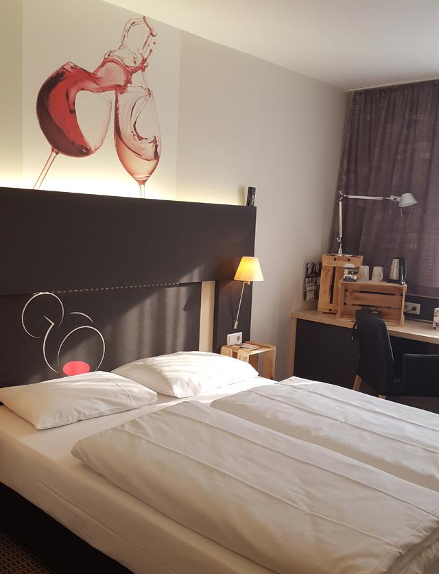 Accor Hotels MyRoom-Konzept Zimmer Weinzeit Mercure Hotel Berlin City 03