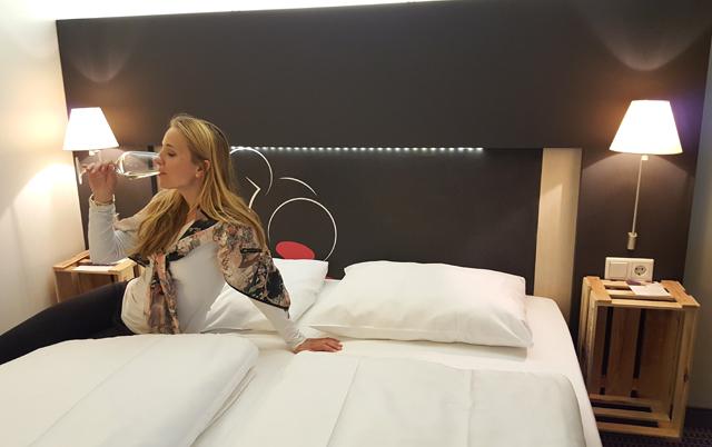 Accor Hotels MyRoom-Konzept Zimmer Weinzeit Mercure Hotel Berlin City 07