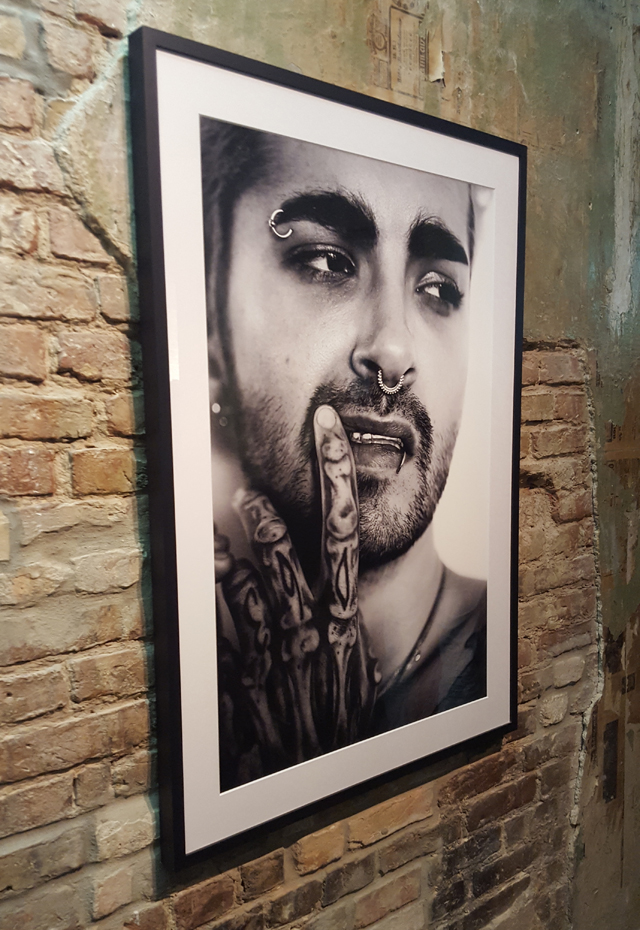 Bill Kaulitz und sein Solo-Projekt BILLY in Berlin 06