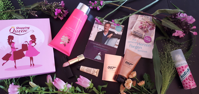 PinkBox Shopping Queen Mai 2016