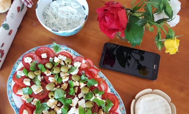 ASUS Zenfone Max Food-Bilder 01