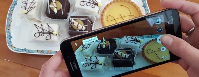 ASUS Zenfone Max Food-Bilder 02