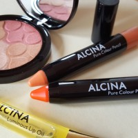 Glowing Summer Make-up Set von Alcina