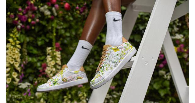 NikeCourt x Liberty