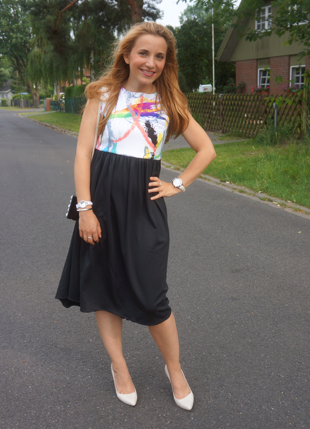 Outfit Giles Deacon Dress Kleid 02
