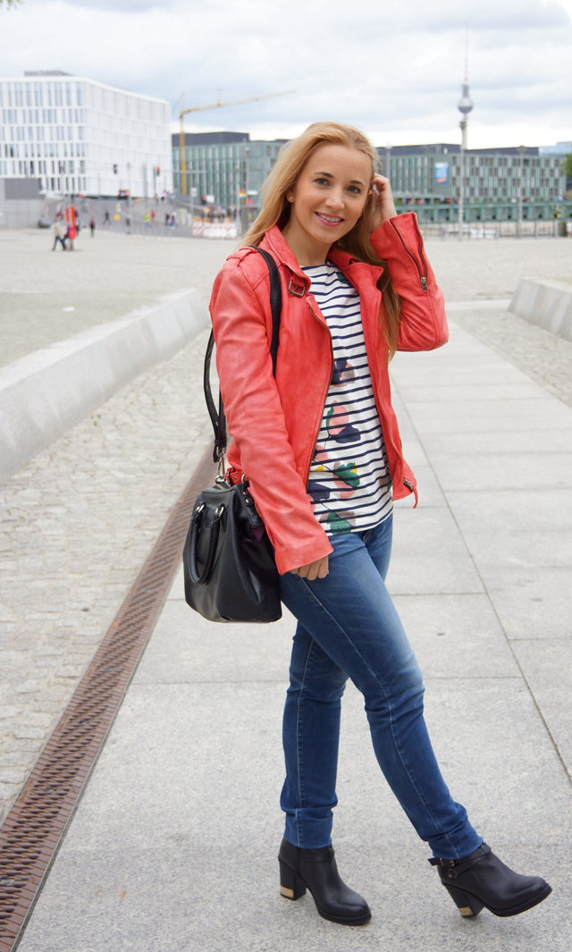 Outfit Spontane Sommerpause Streifenshirt Boden 02