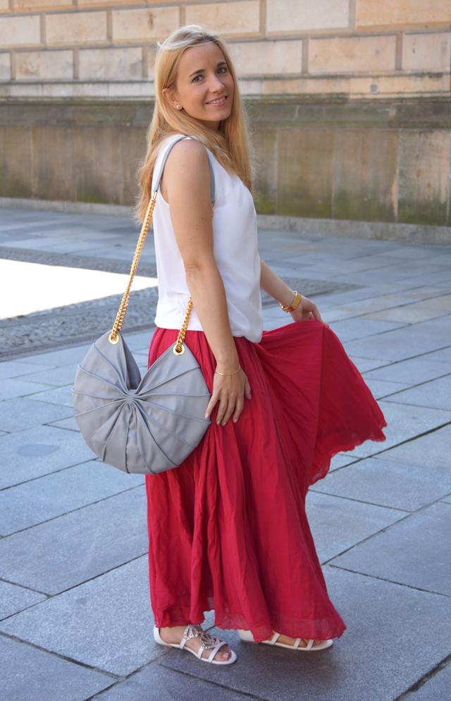 Outfit Muscheltasche Lamella Kaviar Gauche Berlin 02
