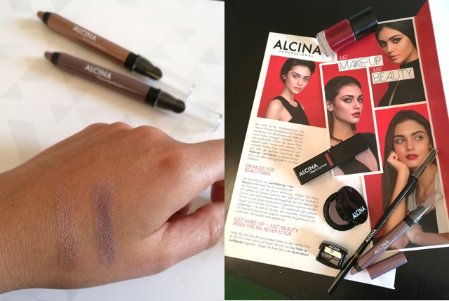Just Make-up - just Beauty Set von Alcina 01