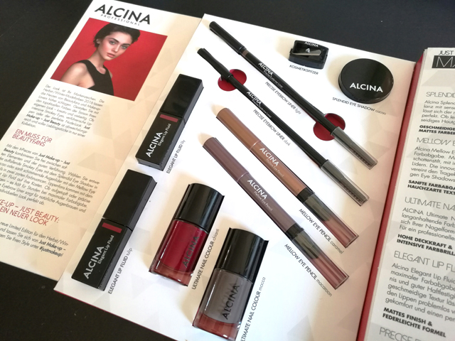 Just Make-up - just Beauty Set von Alcina