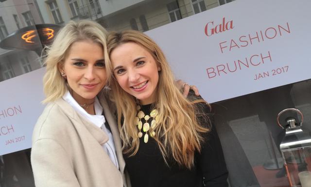 Caro Daur und Marie von GlamourSister