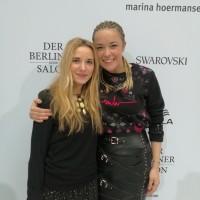 Marina Hoermanseder und Marie von GlamourSister