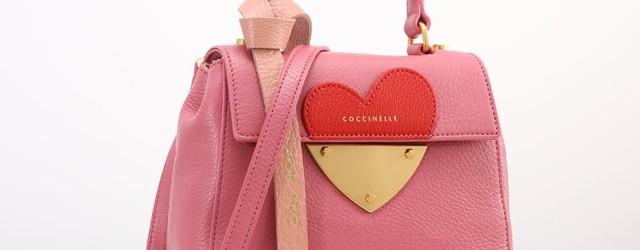 Tasche Handtasche In Love von Coccinelle