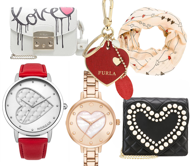 modische Shopping Ideen zum Valentinstag