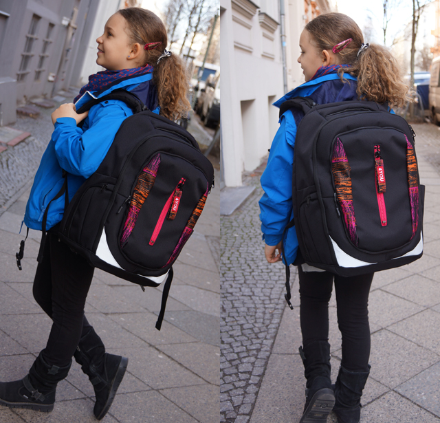 4YOU Rucksack Change your life Change your backpack Flap 02