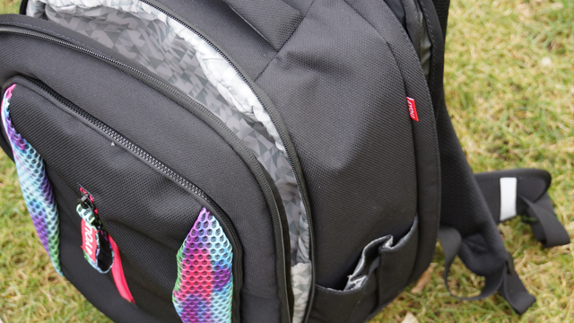 4YOU Rucksack Change your life Change your backpack Flap 03