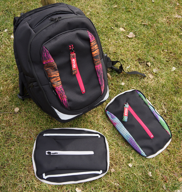 4YOU Rucksack Change your life Change your backpack Flap 05