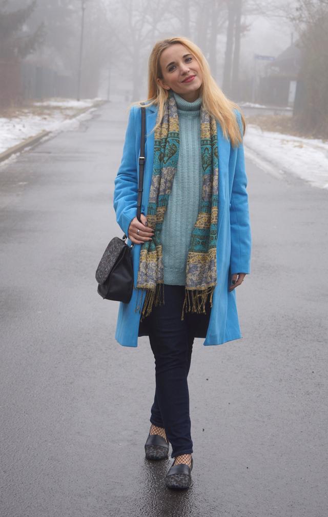 Outfit Boden Slipper Leopardenfellmuster 02