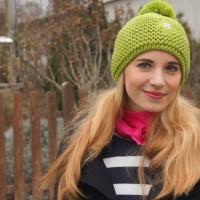 Outfit Greenery Giesswein Strickmütze 01
