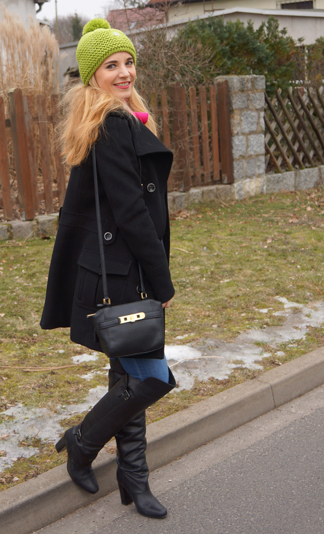 Outfit Greenery Giesswein Strickmütze 04