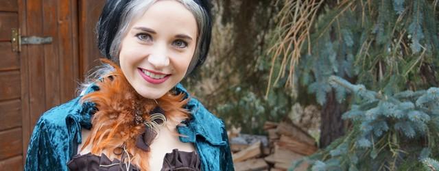 Steampunk Lady Liza Kostüm von Kostüme com 04