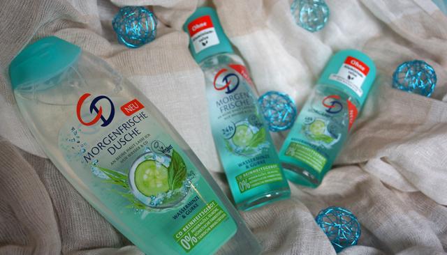 CD Morgenfrische Wasserminze- und Gurkenextrakt