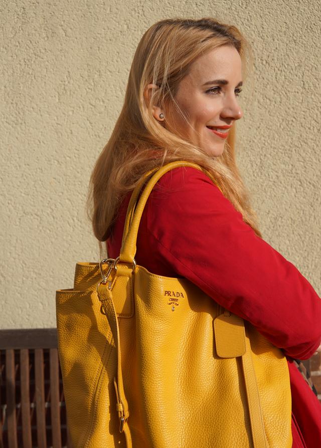 Outfit Gelbe Gola-Frühlingssneaker 07