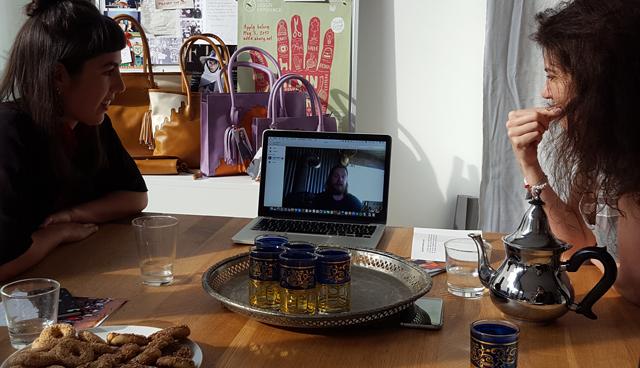 Eine Gedankenreise nach Marokko mit ABURY Taschen 09