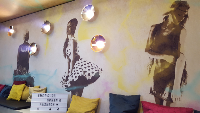 It's springtime baby Fashionevent Mercure Hotel Wittenbergplatz 01