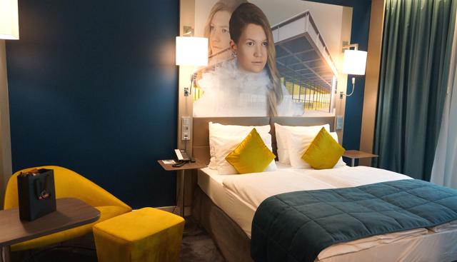 r ckblick fashionevent im mercure hotel am wittenbergplatz. Black Bedroom Furniture Sets. Home Design Ideas