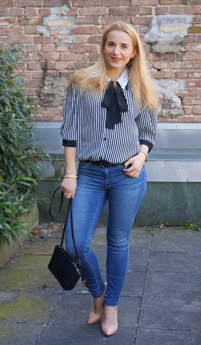Outfit Schluppen-Vintage-Bluse 05